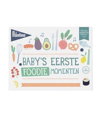 Milestone™ Milestone™ Baby's eerste momenten foodie