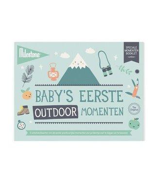 Milestone™ Milestone™ Baby's eerste momenten outdoor