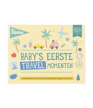 Milestone™ Milestone™ Baby's eerste momenten travel