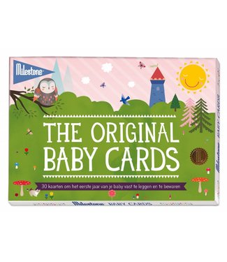 Milestone™ Milestone™ Baby Photo Cards - Original