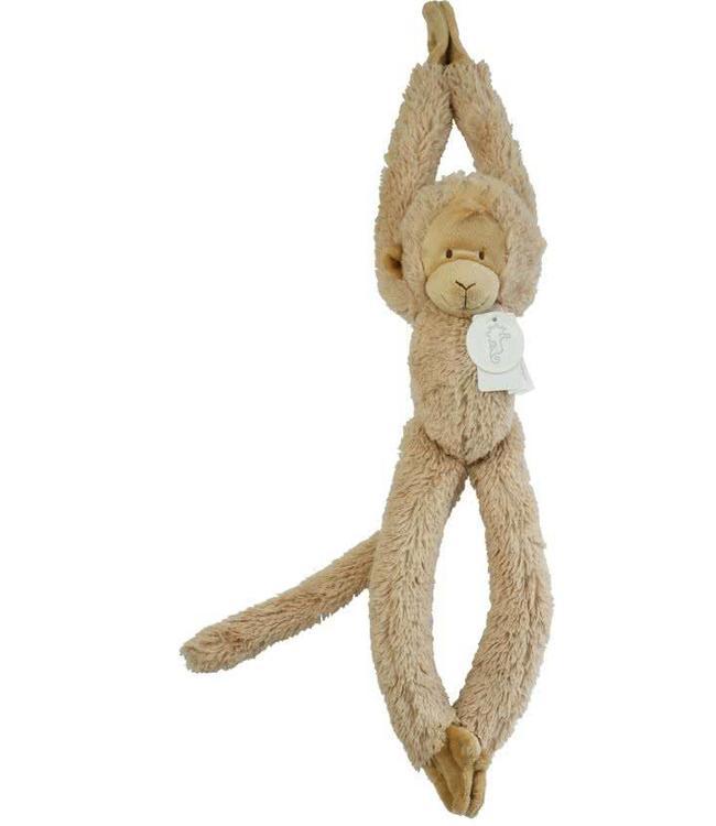 Happy Horse Hanging monkey licht bruin big