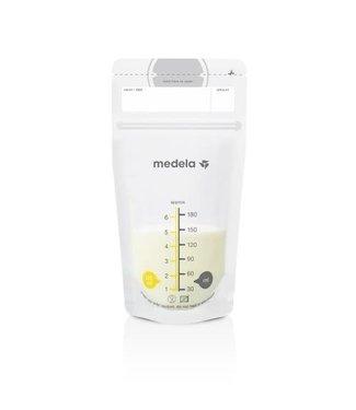 Medela Moedermelkbewaarzakjes 180 ml, per doosje