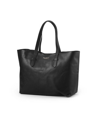 Luiertas Black Leather