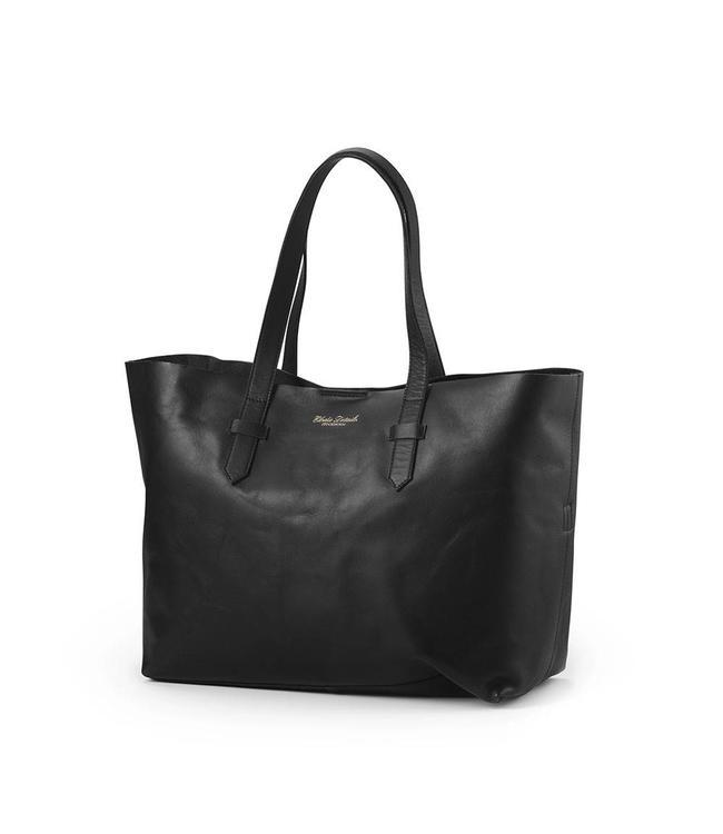 Elodie Details Luiertas Black Leather