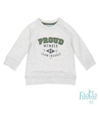 Feetje Sweater Proud Team Trouble