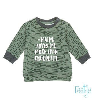 Feetje Sweater Mum Team Trouble
