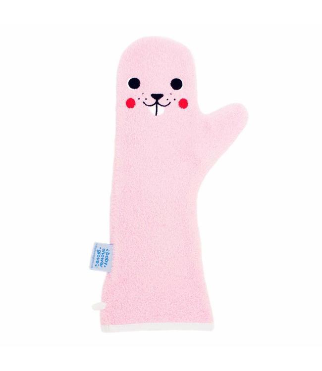 Baby shower glove Baby shower glove beaver