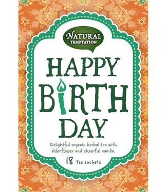 Natural Temptation Thee Happy Birthday