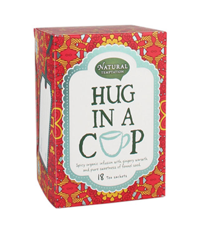 Natural Temptation Thee Hug in a Cup