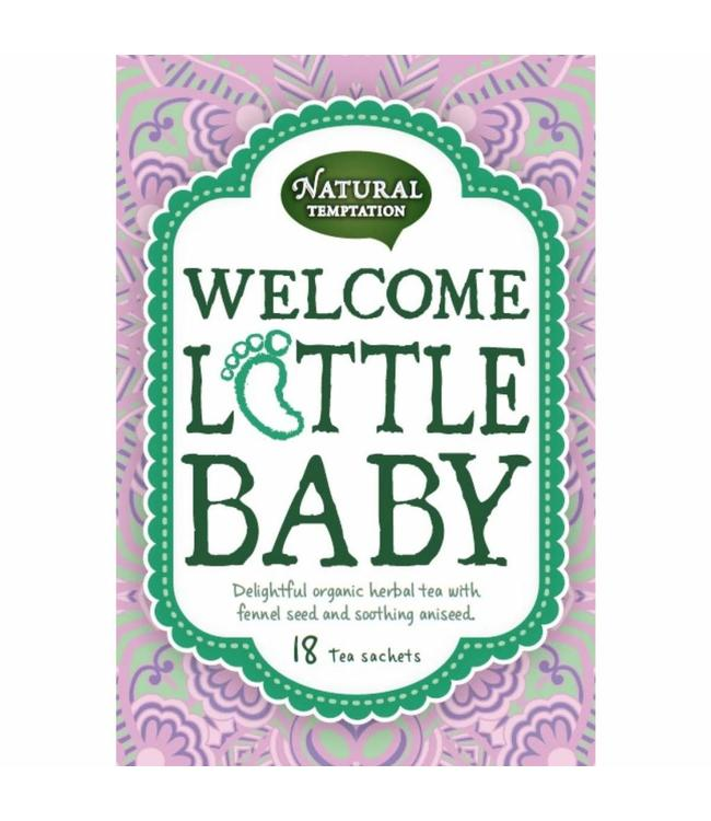 Natural Temptation Thee Welcome Little Baby