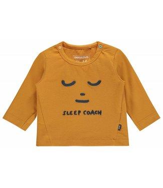 Imps&Elfs T-Shirt Long Sleeve yellow