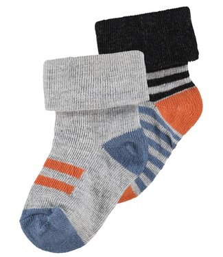Noppies Socks 2pck Trinity