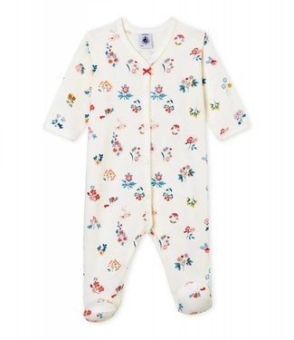 Petit Bateau Pyjama voor babymeisjes
