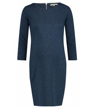 Noppies Dress 3/4 slv Zinnia Turqoise