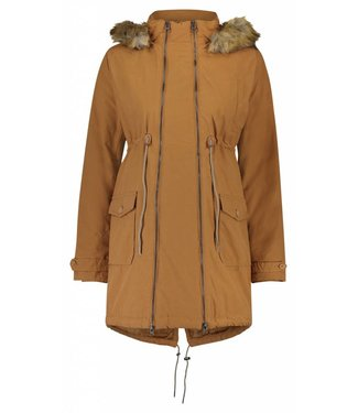 Noppies Jacket Malin 2-way Camel