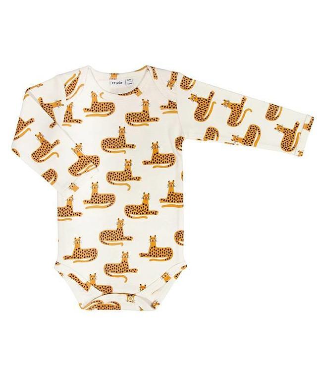 Trixie Body long sleeves  - Cheetah