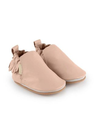 Boumy BAO | Pastel Pink Leather