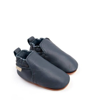 Boumy HAGEN | navy Leather