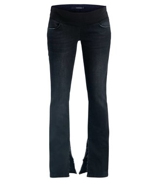 Supermom Jeans OTB Flared Slit