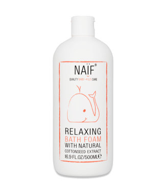 Naïf Naif Relaxing Bath foam