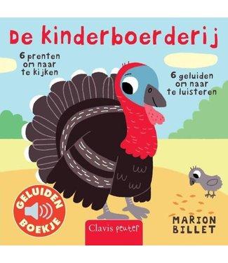 De Kinderboerderij geluidenboek