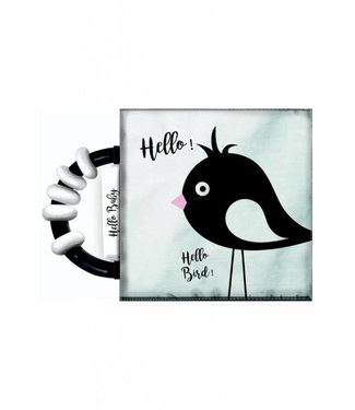 Boek Knisperboekje Hello Baby!