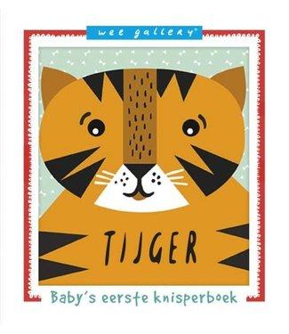 Boek Knuffel- en knisperboekje Tijger