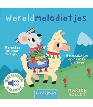 Wereldmelodietjes geluidenboek