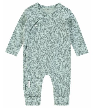 Noppies Baby Playsuit Dali Grey Mint