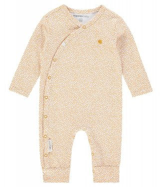Noppies Baby Playsuit Dali Honey Yellow