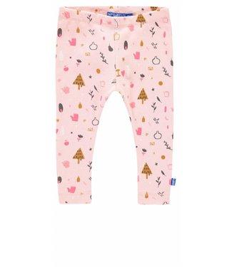 Imps&Elfs Legging Pale Pink AOP