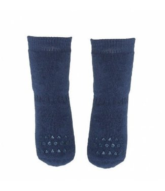 GObabyGO Socks Petroleum Blue