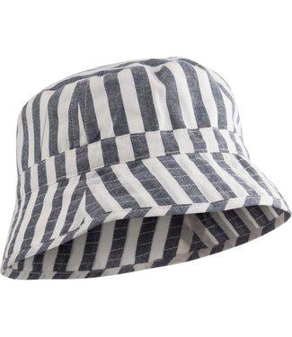 Liewood Jack bucket hat  Y/D Stripe: Navy