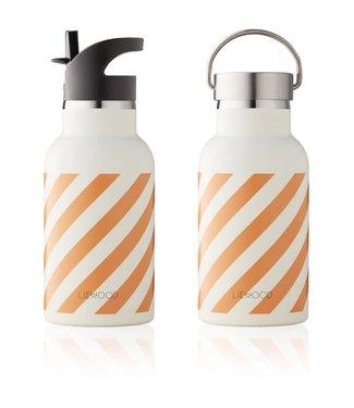 Liewood Anker water bottle Mustard/Creme de la creme