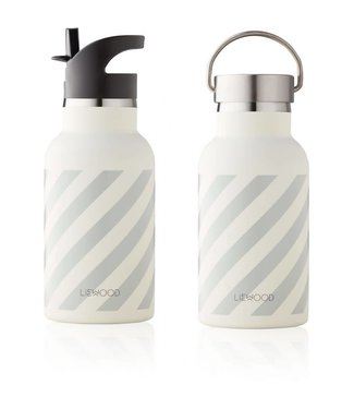 Liewood Anker water bottle Dumbo grey/Creme de la creme