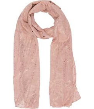 Sjaal blush sparkle