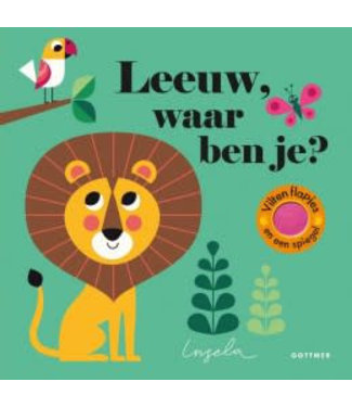 Leeuw waar ben je?