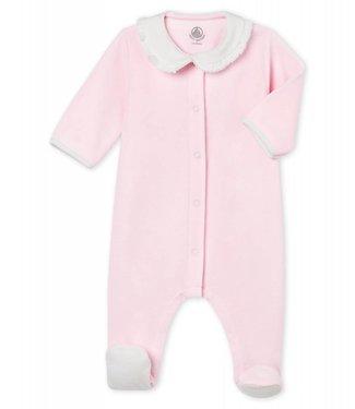 Petit Bateau Babypakje meisjes roze newborn 1M