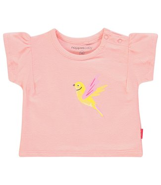 Noppies Baby G Tee boxy ss Silvis