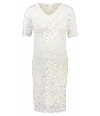 Dress Lace periscope White