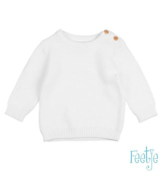 Feetje Sweater gebreid Clouds