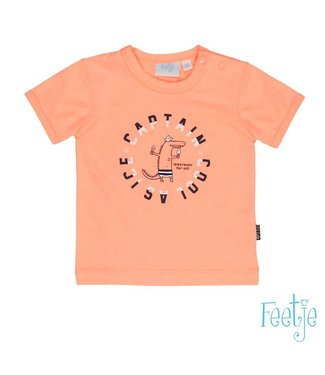 Feetje T-shirt k/m Captain cool