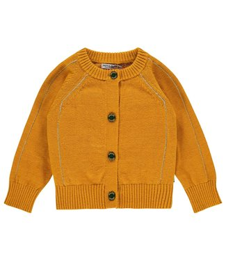 Imps&Elfs Cardigan Long Sleeve Caramel