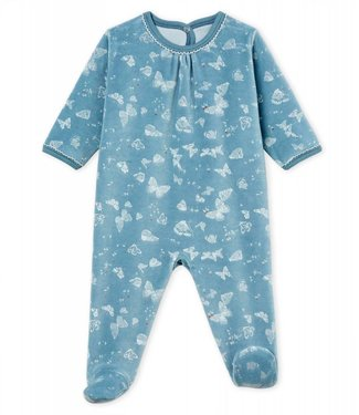 Petit Bateau Pyjama meisjes vlinder
