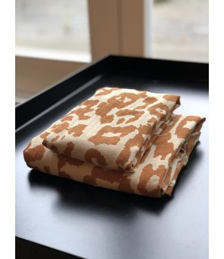 Lemej ROASTED PECAN SWADDLE SET