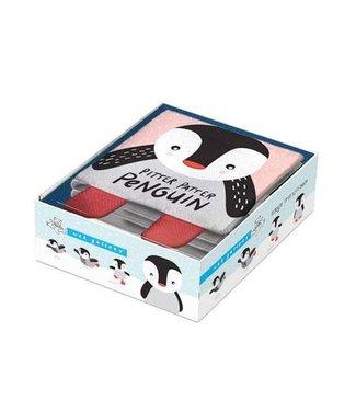 Wee Gallery knisperboekje pinguïn
