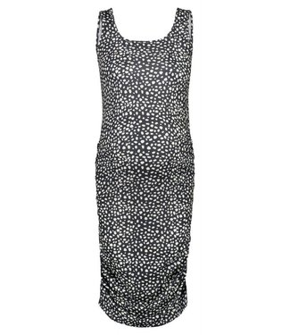 Supermom Dress slv Tank AOP