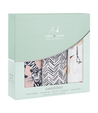 Swaddle 3set Pacific