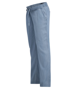 Supermom Pants UTB tencel light blue