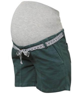 Mama licious MLCANCUN BELTED TWILL SHORT A.